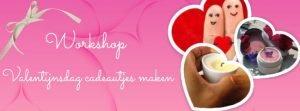 Workshop: Verleidelijke valentijnsdag cadeautjes maken.